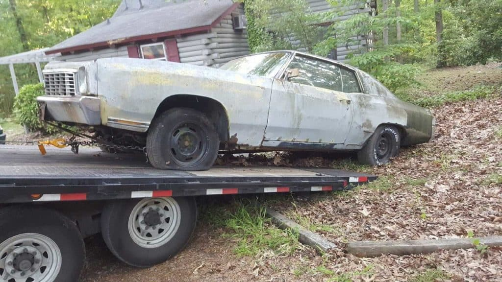 Junkcar Removal To Junk Yard