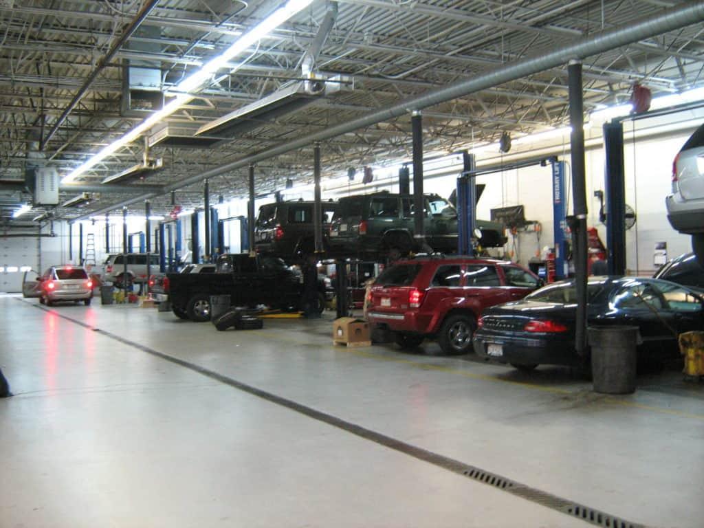 Auto Repair Shop Brooklyn NY