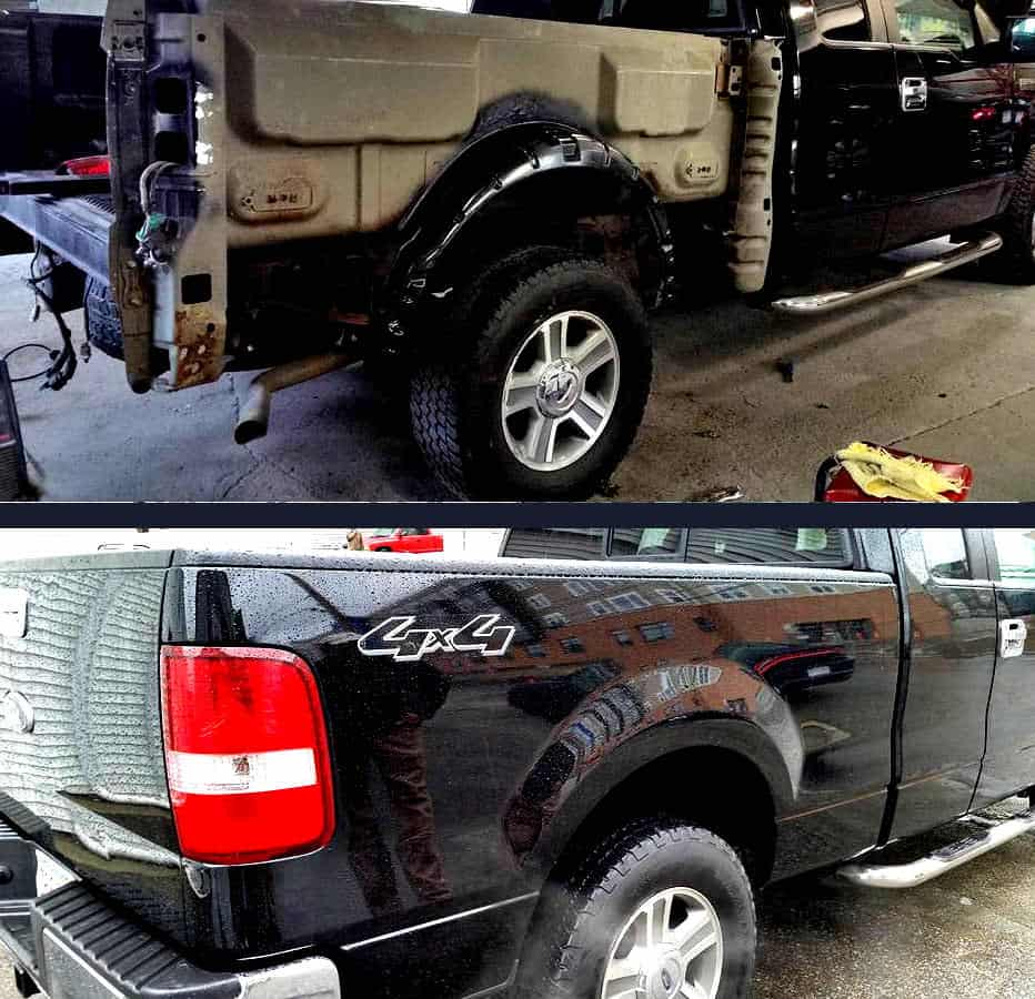 Auto body repair done in Brooklyn