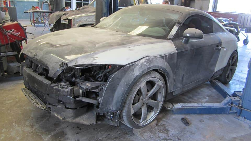 Auto Body work in Brooklyn NY