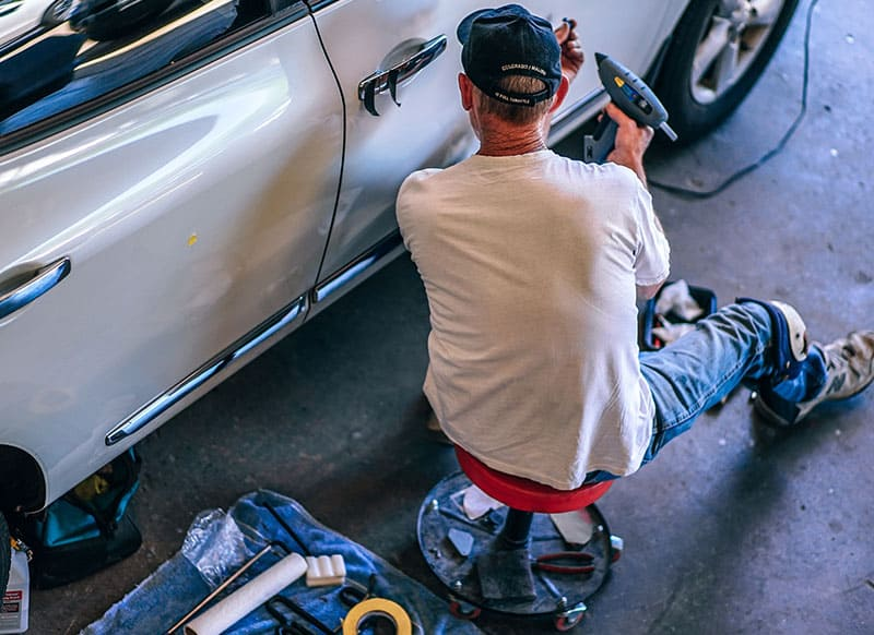 Auto body repair Brooklyn
